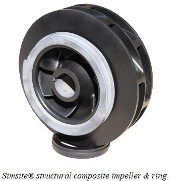 Structural Composites Solve Common Pump Problems