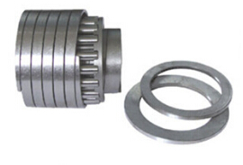 Automobile Transmission gearbox Bearings Spiral Wound Roller Bearings