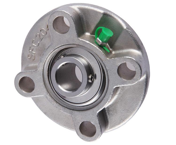 Low Price bearing steel fk pillow block