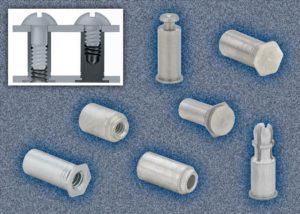 PEM standoff fasteners