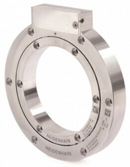 Heidenhain Unveils New Hollow-Shaft Rotary Encoders at SPS IPC Drives Show