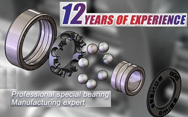 Shanghai Xinzhou Bearing Industrial Inc--Ceramic Balls