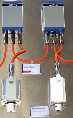 Kollmorgen Servo Drive System Reduces OEM Costs