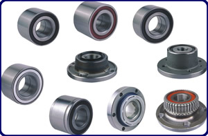Wheel hub bearings WIB1630122B0S